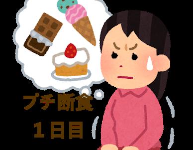 2日間プチ断食記録【笑顔と余裕の1日目】